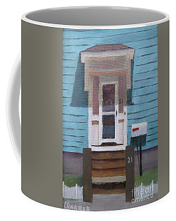 21 Wonson St Coffee Mug