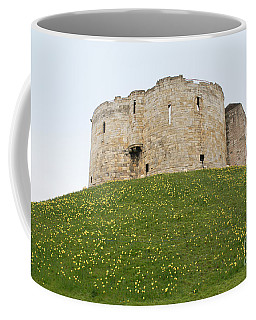 Scenes From The City Of York  Coffee Mug by Carol Ailles