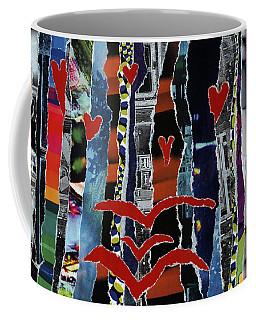 3 Birds And Prey Coffee Mug