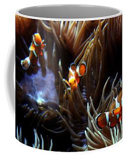 3 Clowns Coffee Mug