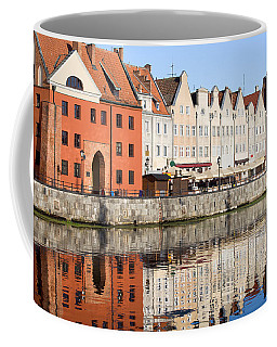 Gdansk Old Town Coffee Mug