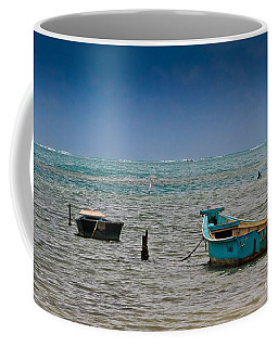 Coffee Mug featuring the photograph 3 Quarter Time by Mitch Shindelbower