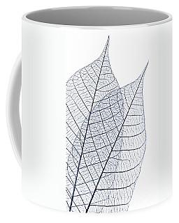 Skeleton Leaves Coffee Mug