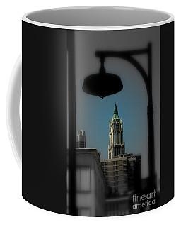 Woolworth Building Coffee Mug by Mark Gilman
