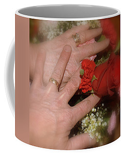 Coffee Mug featuring the photograph 30years On by Bruce Carpenter