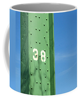 Coffee Mug featuring the photograph 38 by Bruce Carpenter