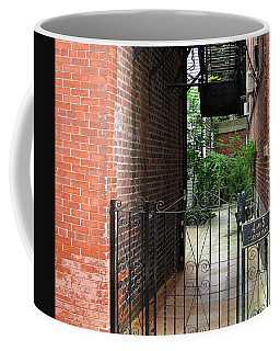 4 And 5 Tileston Coffee Mug by Bruce Carpenter