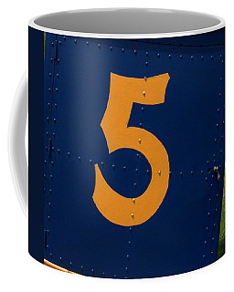 Coffee Mug featuring the photograph 5 by Bruce Carpenter