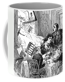 Johnstown Flood, 1889 Coffee Mug