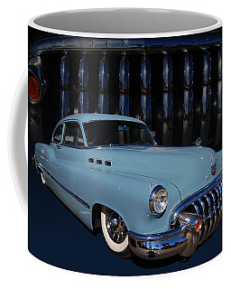 50 Buick Waterfall Coffee Mug
