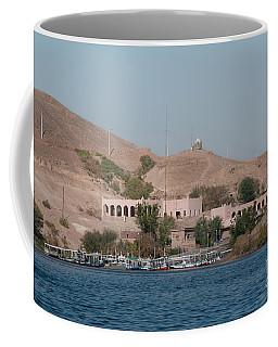 Nubians Nile Philae Coffee Mug