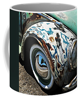 61 Volkswagon Bug Coffee Mug