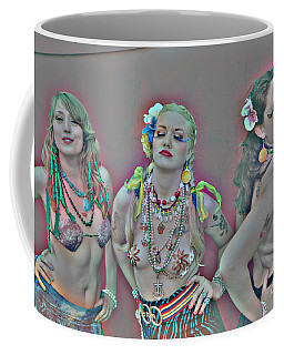 Mermaid Parade 2011 Coney Island Coffee Mug