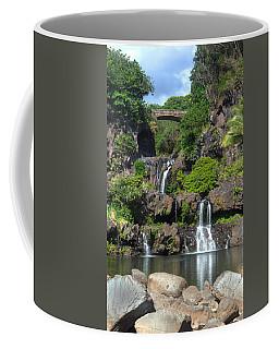 7 Pools Coffee Mug