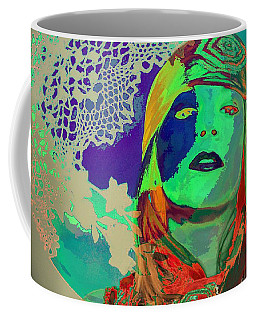 70's World Coffee Mug