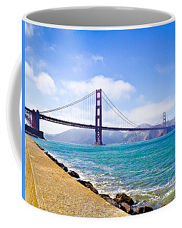 75 Years - Golden Gate - San Francisco Coffee Mug