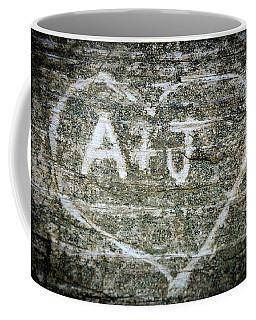 A And J Coffee Mug
