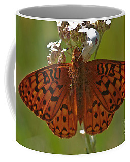 Coffee Mug featuring the photograph A Beautiful Breakfast by Mitch Shindelbower