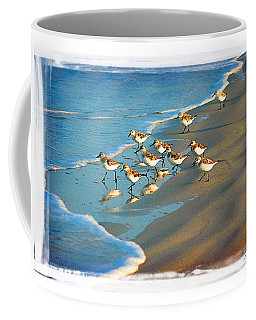 A Bevy Of Pipers Coffee Mug