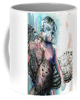 A Boy Named Wind Coffee Mug