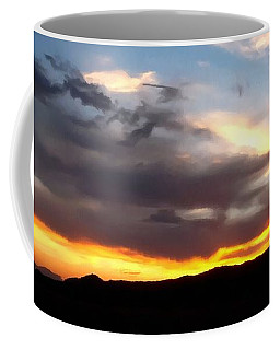 Coffee Mug featuring the photograph A California Sunset by Glenn McCarthy Art and Photography