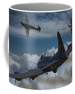 A Close Encounter Coffee Mug