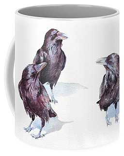 A Conspiracy Of Ravens Coffee Mug