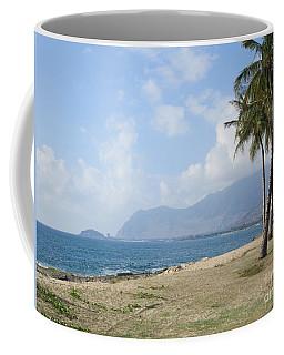 A Day At The Beach Coffee Mug by Craig Wood