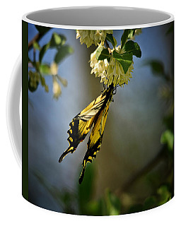 A Feast For The Butterfly Coffee Mug