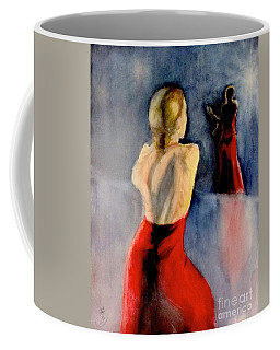A Flamenco Dancer  3 Coffee Mug by Yoshiko Mishina