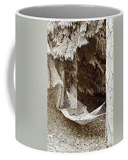Coffee Mug featuring the photograph A Good Place To Dream by Lorraine Devon Wilke