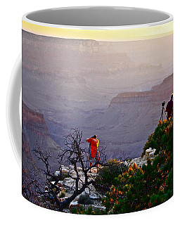 A Grand Meeting Place Coffee Mug