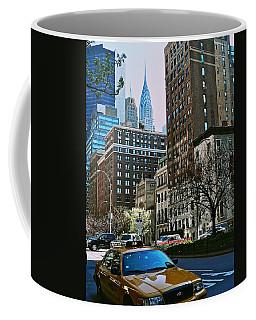 A Little Slice Of New York Coffee Mug