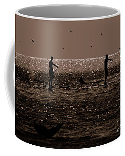 A Lot Goin' On Coffee Mug by Lydia Holly