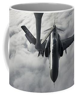 A Luftwaffe F-4f Phantom II Approaches Coffee Mug