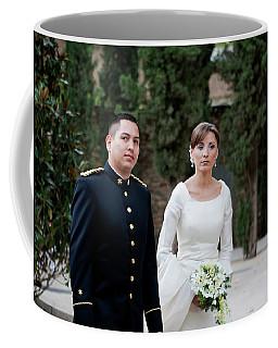 A Military Wedding Coffee Mug