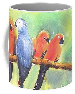 A New Slant On Life Coffee Mug