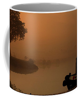 A Nice Place Coffee Mug by Linsey Williams