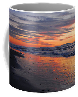 A Passion For Purple Coffee Mug by Lynn Bauer