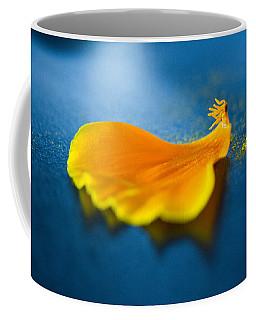 A Petal Falls Coffee Mug