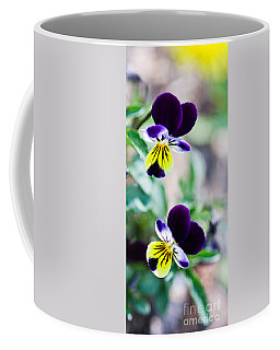 Coffee Mug featuring the photograph A Pretty Pair by Mitch Shindelbower