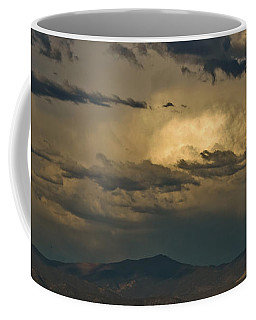 Coffee Mug featuring the photograph A Rolling Boil by Mitch Shindelbower