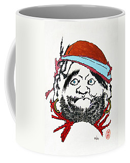 A Sage For All Seasons Coffee Mug by Roberto Prusso