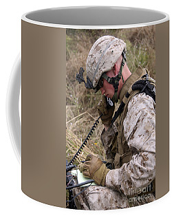 A Satellite Communications Specialist Coffee Mug