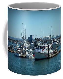 A Sunny Nautical Day Coffee Mug
