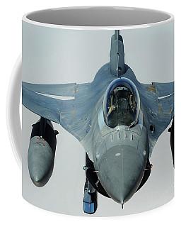 A U.s. Air Force F-16cj Fighting Falcon Coffee Mug
