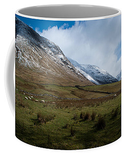 A View In The Mountains Coffee Mug