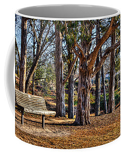 A Walk In The Park Coffee Mug by Doug Long