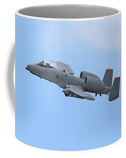 A10 Warthog Coffee Mug by Ken Brannen