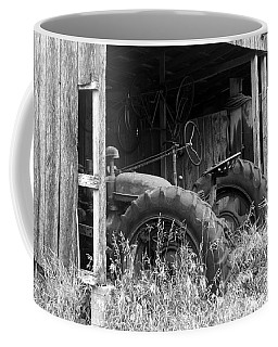 Abandoned Tractor Coffee Mug